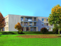 Seniorenwohnhaus Itzling_Stoeckl Freiraumplanung
