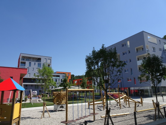 Salzburg_Quartier Riedenburg_Stoeckl_Freiraum 3